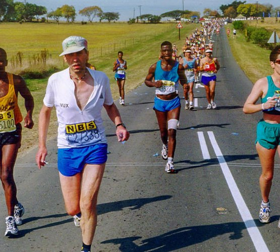 How to Train for Comrades Marathon