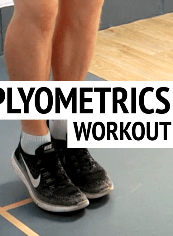 Plyometrics for Distance Runners [Video]
