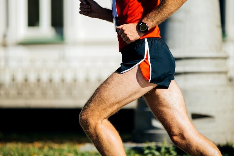 Hip Extension in Running