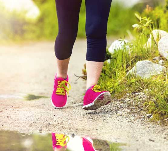 Overweight & Running with Shin Splints