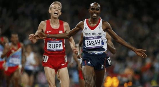 Mo Farah & Galen Rupp's Stability Routine