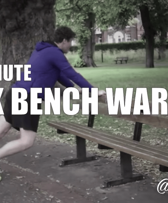 Running Warm Up Exercises: Five Minute Routine