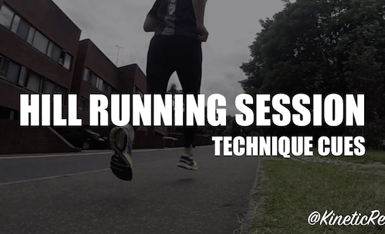 Run Uphill Easier & Faster: Example Session & Coaching Cues