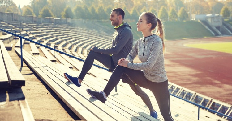 How to strengthen weak glutes for running