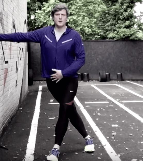 Tensor Fascia Latae (TFL) Stretch for Runners