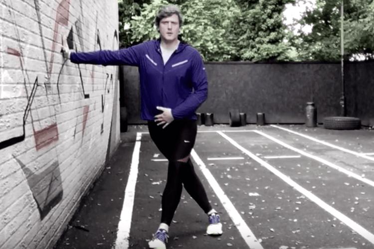 tensor fascia latae stretch for runners