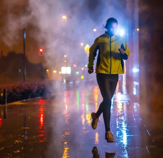 Running at Night: Six Tips to Keep You Safe