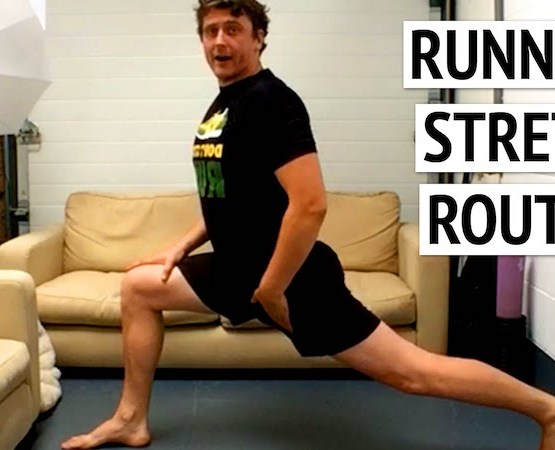 How to Stretch After Running – Video Tutorial