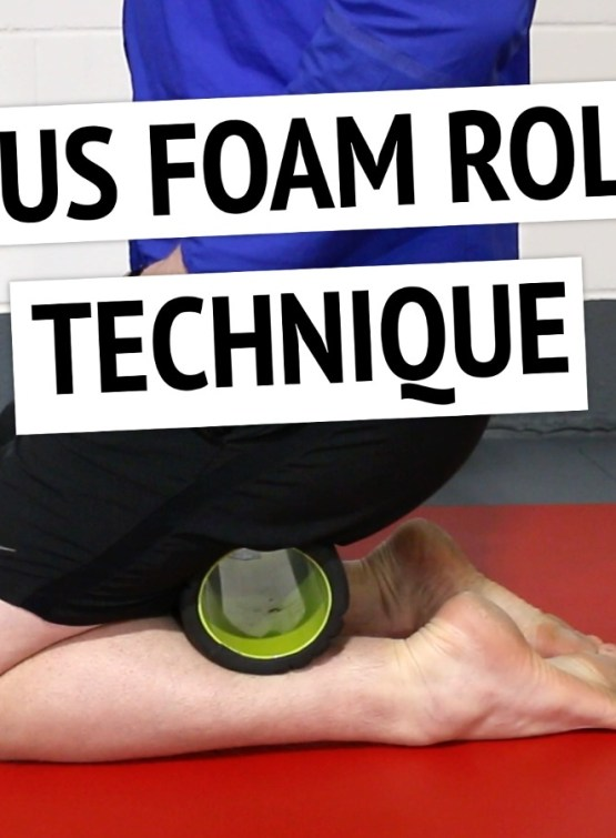 Tight Calf Muscles? Try This Soleus Foam Rolling Technique