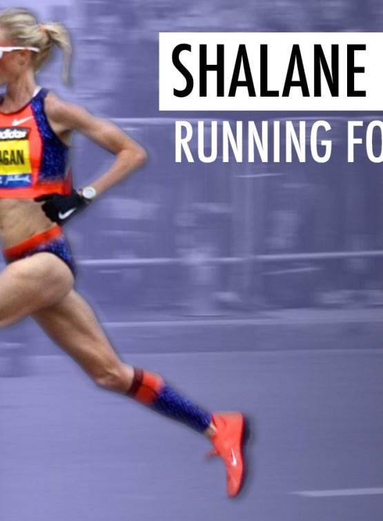 Shalane Flanagan: Elite Distance Runner in Slow Motion