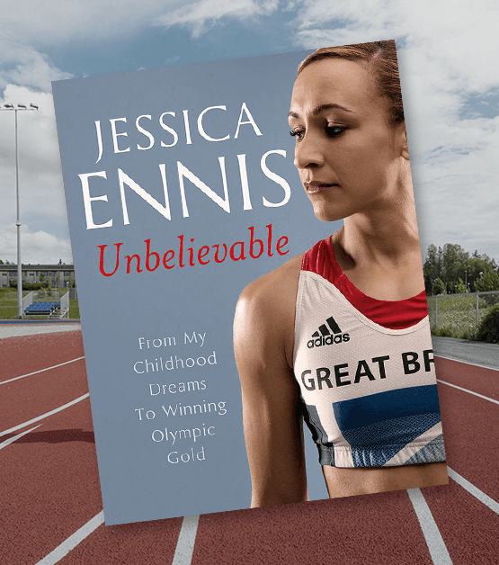 Review: Unbelievable by Jessica Ennis