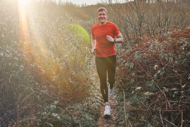 James Dunne Trail Running