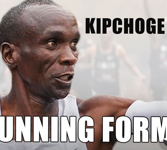 5 Ways You Can Run Like Eliud Kipchoge: Running Technique Analysis