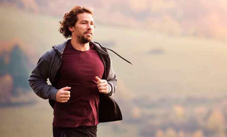Running after a break