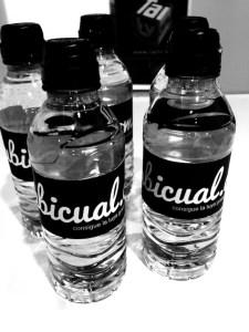 La botella de Ubicual. Kinética Mobile