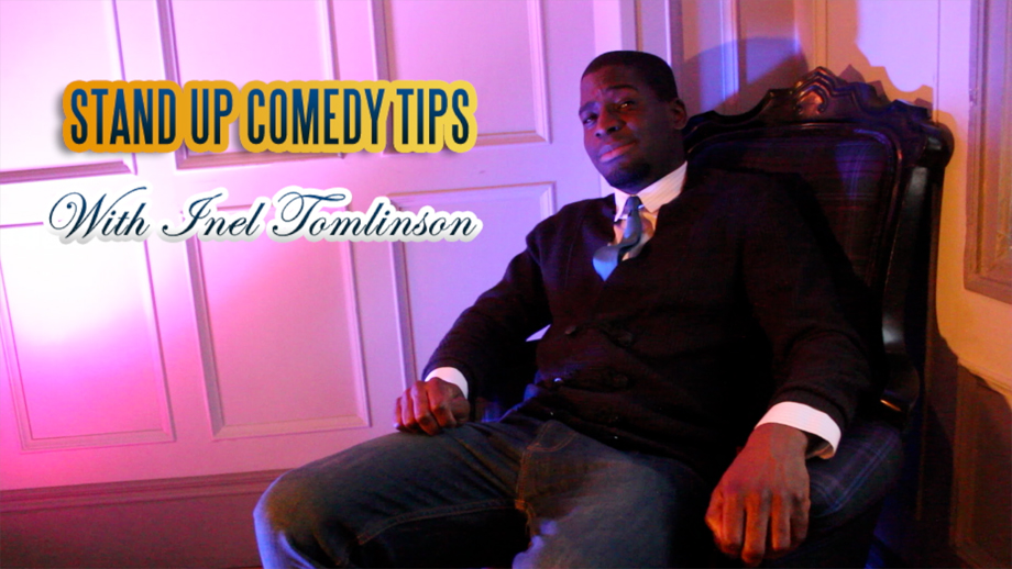 Stand Up Comedy Tips #1