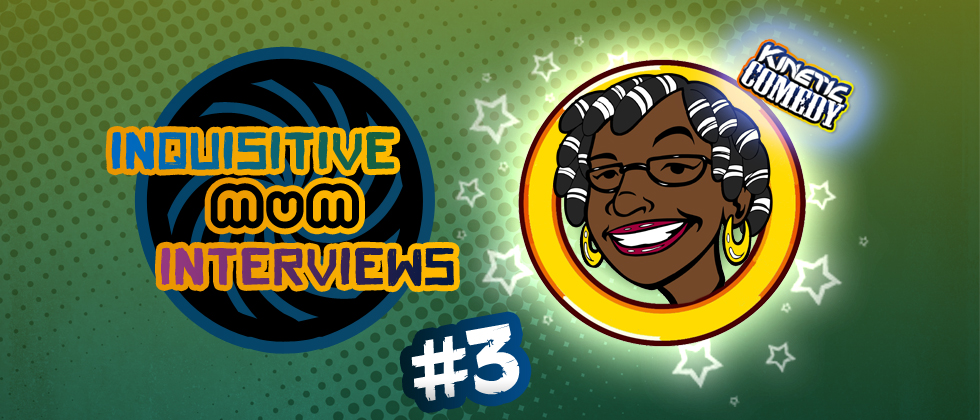 Inquisitive Mum 3 : Featuring Jason Patterson and Johnny Cochrane