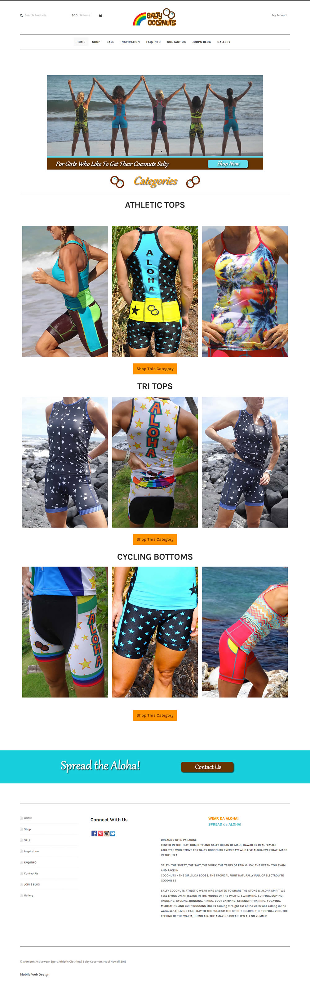 maui womens clothing e commerce by kinetic knowledge