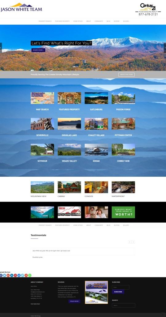 wordpress business websites | kinetic knowledge