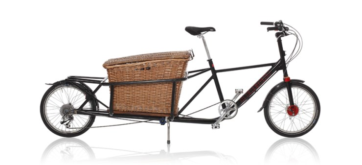 wicker wide view bike