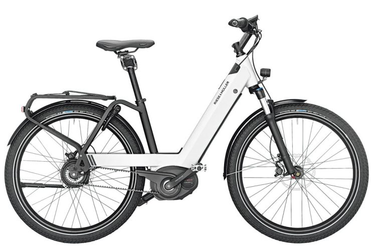 Nevo GT Integrated Electric Bike