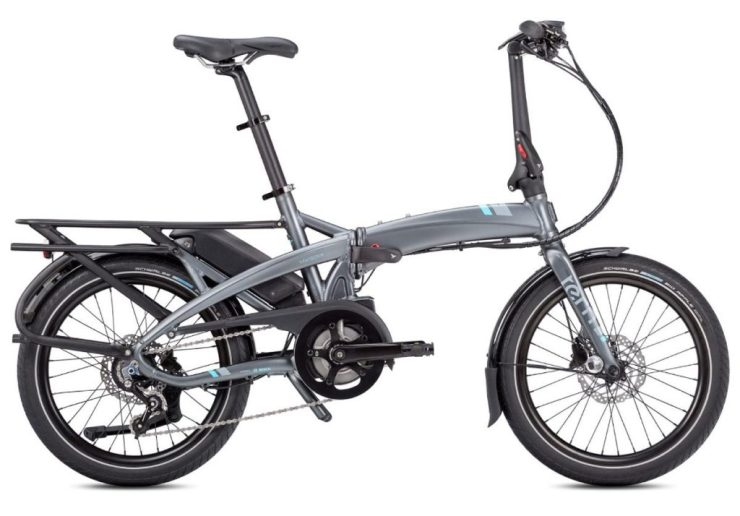Vektron P7i Electric Folding Bike