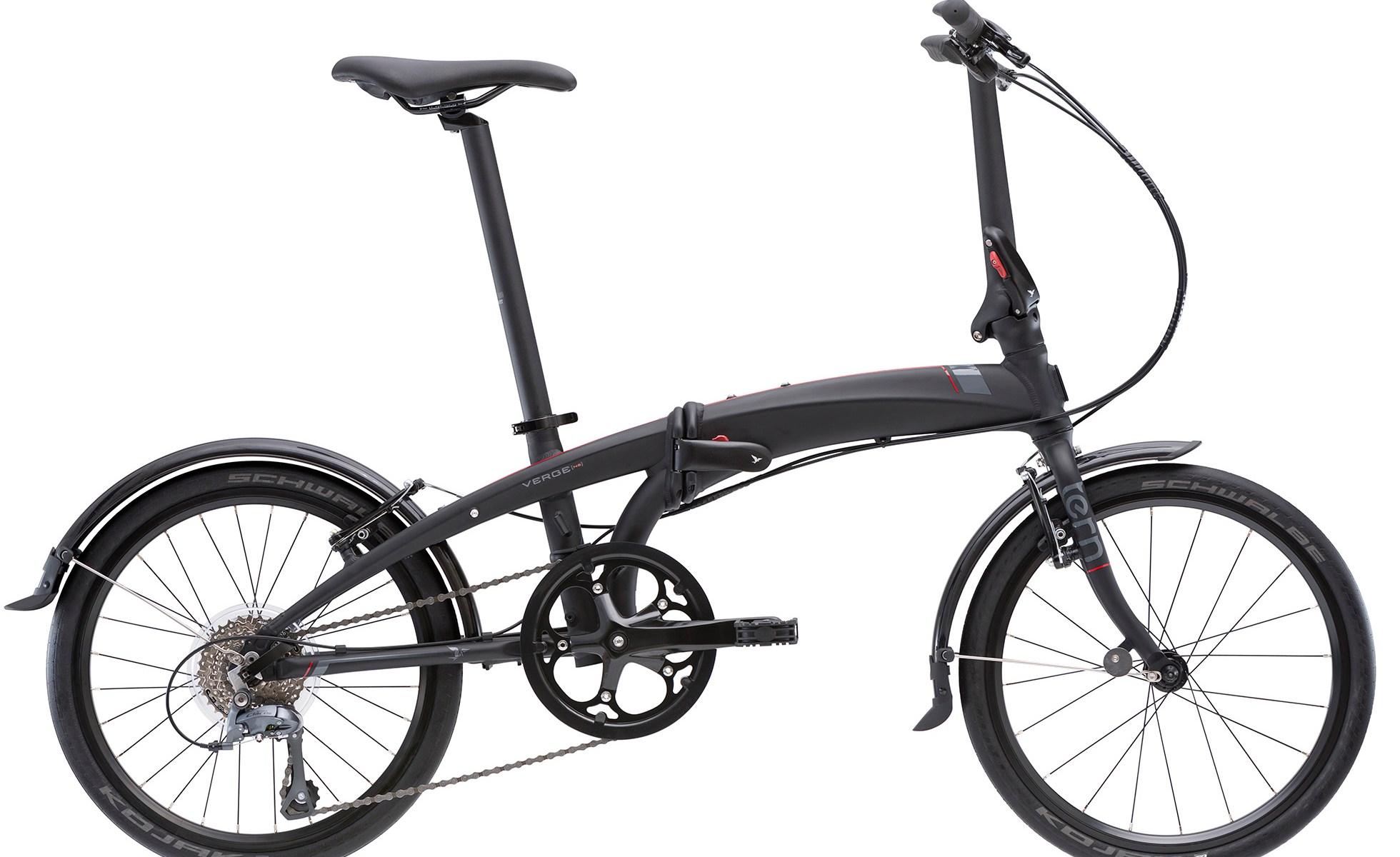 Tern Verge N8 Folding Bike