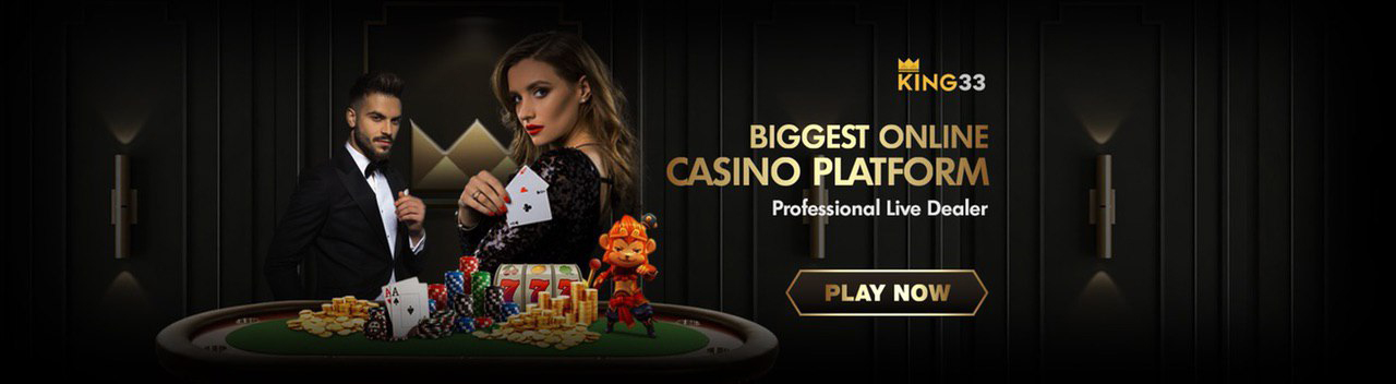 King33 Malaysia Largest Online Casino