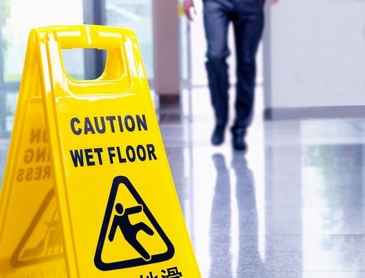 Should I Sue After a Slip & Fall Accident?