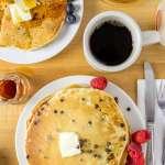 How To Make Diner Pancakes King Arthur Baking