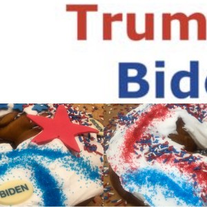 election trump biden king cake