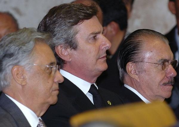 Collor presidente 2018 - Collor anuncia que é pré-candidato à Presidência da República pelo PTC - Ex-presidente afirmou que pretende disputar o Palácio do Planalto durante evento em Arapiraca, no interior de Alagoas.