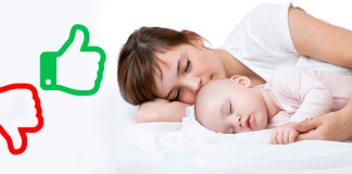 The Pros And Cons Of Co-sleeping