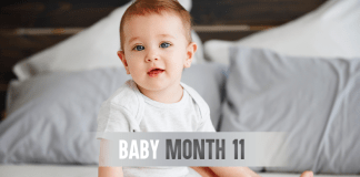 Baby Month By Month - (Month 11)
