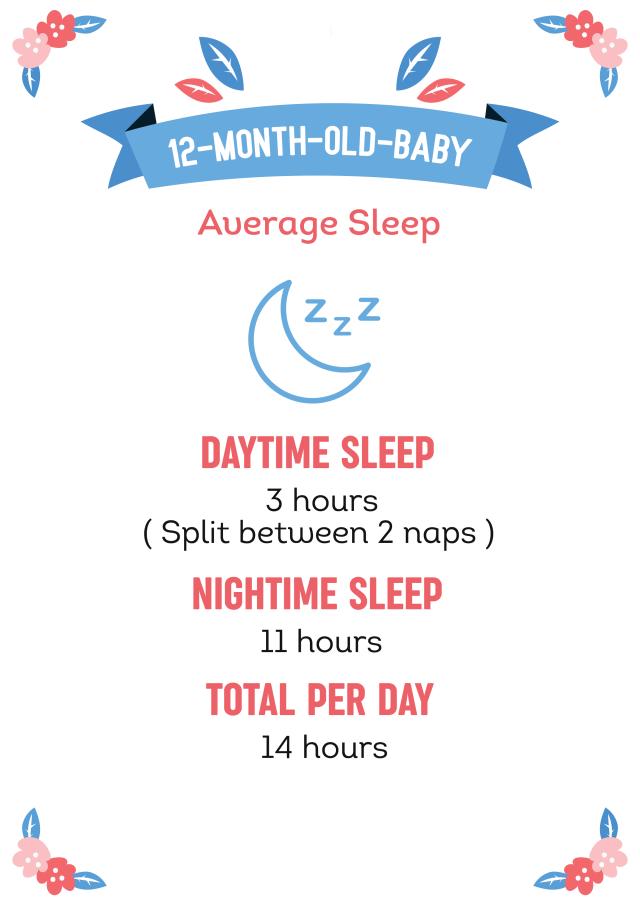 1-Year-Old Sleep Schedule