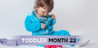 Toddler Month By Month - (Month 22)