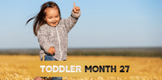 Toddler Month By Month - (Month 27)