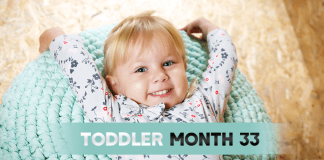 Toddler Month By Month - (Month 33)