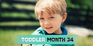 Toddler Month By Month - (Month 34)