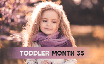 Toddler Month By Month - (Month 35)