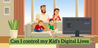 Can I control my Kids Digital Devices