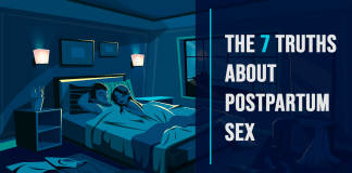 The 7 Truths About Postpartum Sex