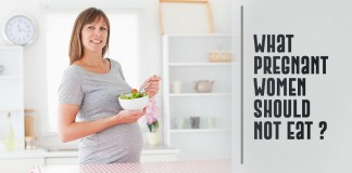What Pregnant Women Should Not Eat