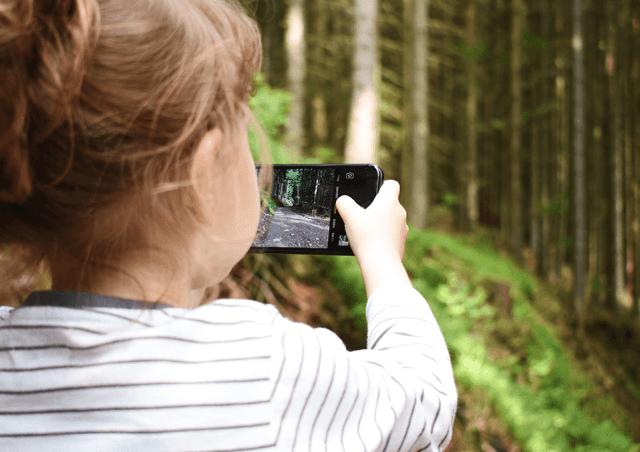 control kids digital lives Being Present