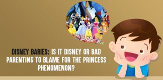 Disney Babies: Is It Disney or Bad Parenting to Blame for The Princess Phenomenon?