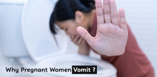Why Pregnant Women Vomit?