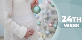Pregnancy weeks 24