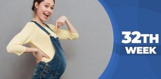 Pregnancy weeks 32