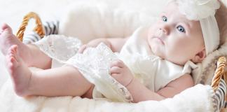 Baby Names - What are The Classic Baby Girl Names