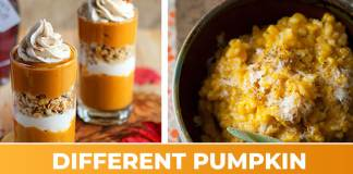 Different Pumpkin Recipes for Your Baby